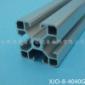 合肥流水线工作台框架铝型材4040