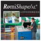 型材断面尺寸自动测量系统:AL-A3